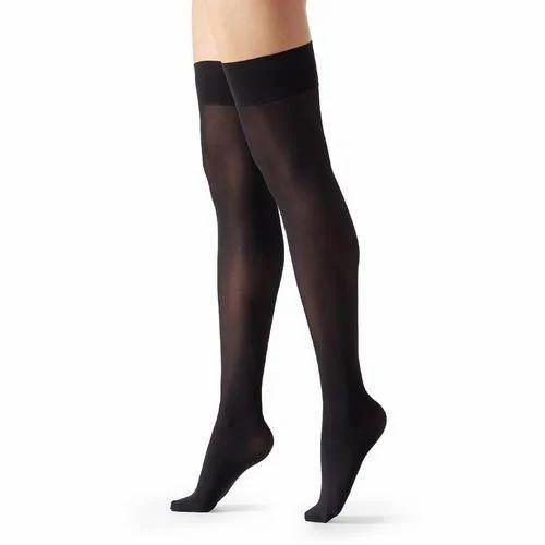 Black Girls Stockings