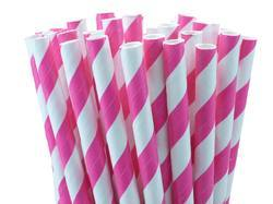 8 Mm Paper Wrapped Straw