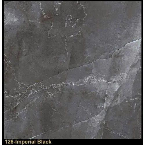 Imperial Black Ceramic Floor Tiles 5 10 Mm Rs 800 Box Id