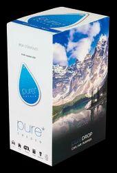 Pure Sweden Car Air Fragrance/Purifier - Cool Ocean - Box of 30