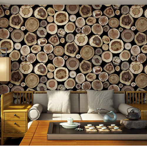 Pvc Wallpaper Rs 3500 Roll Shyam Interiors Id 17480678233
