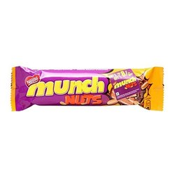 Nestle Nut Munch Chocolate, Packaging Type: Packet