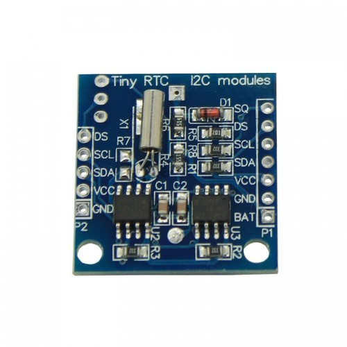 ds1307 i2c real time clock sensor module at rs 199 piece vasna