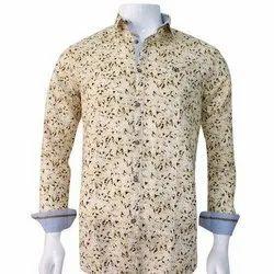 Louis Renoh Printed Printed Shirt