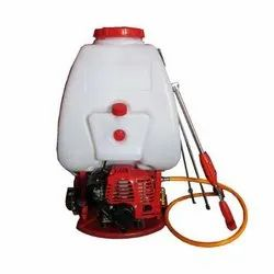 Knapsack Power Sprayer ( Engine Operated )