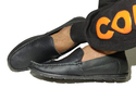 Xcordon Male Loafer Genuine Leather Shoes