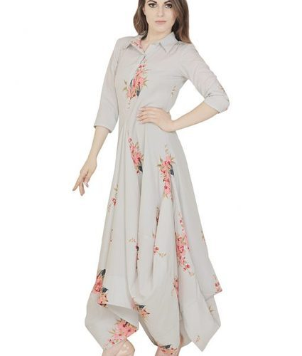 f871ff13aae Pastel Dhoti Gown at Rs 6500  piece