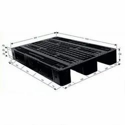 Euro Plastic Pallet for Export