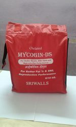 Mycogin DS Chelated Minerals & Multivitamin Powder, Sriwalls Health Care, Prescription