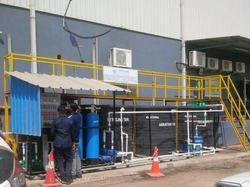 STP-HDPE Plant