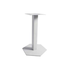 PCTB-T15-W Power Coated Series Table Base