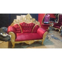 Pink Banquet Hall Sofa