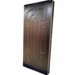 Marbone Exterior Brown Wooden Door, For Home