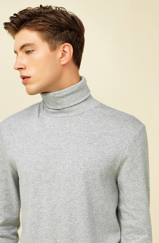 e7e7754a Solid Turtleneck T Shirt - View Specifications & Details of T Shirts ...
