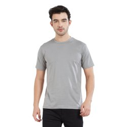 Supima Cotton T-shirt Grey Color