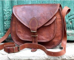 Leather Sling Bag for Women, Leather Purse for Women, Ladies Leather Bag, Ladies Clutch, Ladies Bag