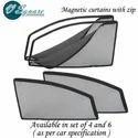 Magnetic Zipper Car Sun Shade