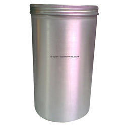 2500 ml Aluminum Metal Canisters