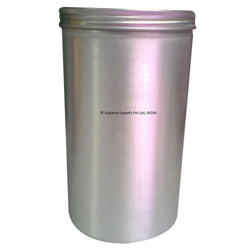 2500 ml Aluminum Metal Canisters