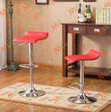 Leatherette Bar Stool