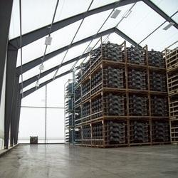 Store Yard Fabrication