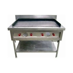 Stainless Steel Rectangular SS Commercial Dosa Counter