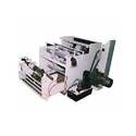 Automatic Centre Loading Rewinder Machine