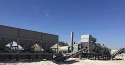 Counterflow Asphalt Drum Mix Plant