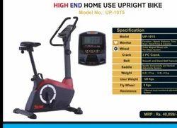 black & red Avon Upright Bike, For Manual, Model No.: UP-1015