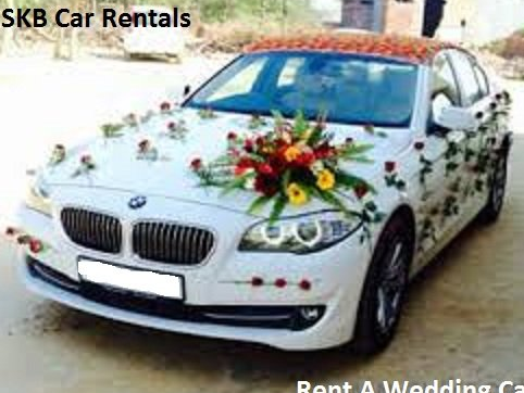 Luxury Wedding Car On Hire