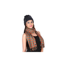 Women's checks Scarves