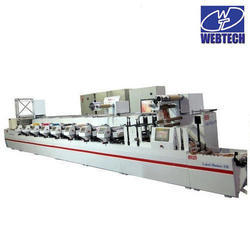 Label Press Printing Machine - Flexo Machine Top Loading