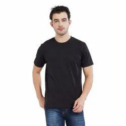 Supima Cotton T-shirt Black Color