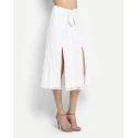 Waist Pleat Skirts
