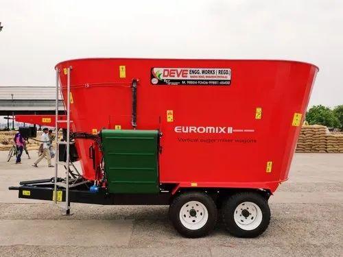 Feed Mixer - PTO Driven TMR Mixer wagon Manufacturer from Nabha
