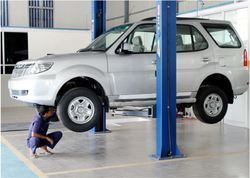 Tata Safari Repairing Services