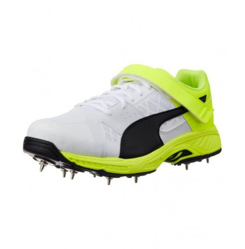 GREEN Men Puma Evo Speed Cricket B Cricket Shoes (belco1490) 0a954289e