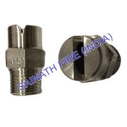 Stainless Steel Vee Jet Spray Nozzle