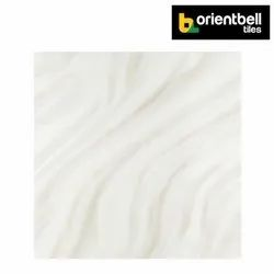 Glossy Orientbell Tiles Orientbell PDC VERSA Marble Printed Double Charge Vitrified Tiles, Size: 600X600 mm
