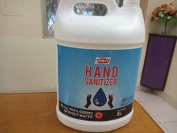 Alcohol Based Hand Sanitizer, 5 L