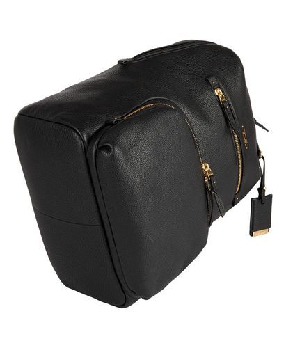 Adel International Black leather backpack, Pure Leather(Y/N): Yes