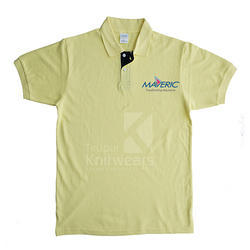 Contrast Placket Corporate Polo T Shirt