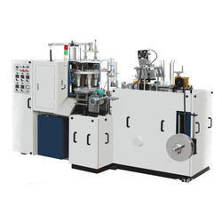 Double Coated Paper Cup Making Machine