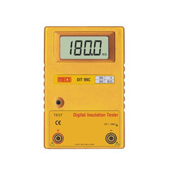 Meco DIT 99 Digital Insulation Tester
