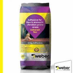 Weber Set Flex Grey Improved Tile Adhesive