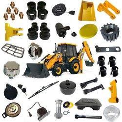 JCB Body Parts 3CD 3DX Backhoe Loader