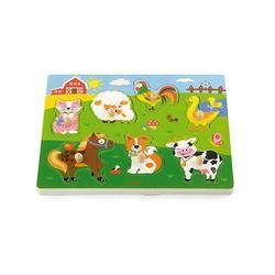 Sound Puzzle Farm Animal And Transport