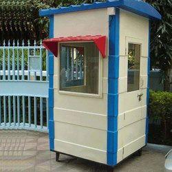 FRP Security Porta Cabin