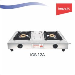 2 Burner Gas Stove IGS 12A