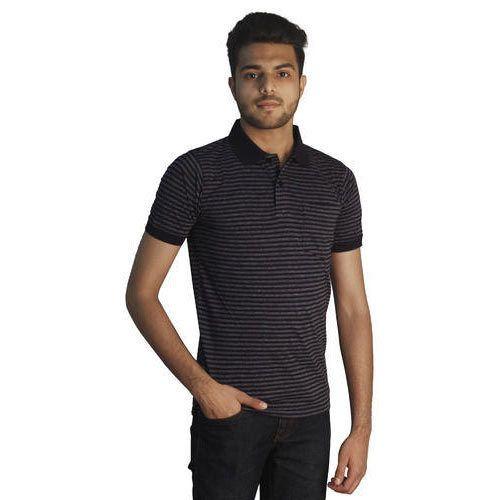 08ab59b204 Pocket Premium Cotton Rich Polo Neck T Shirts